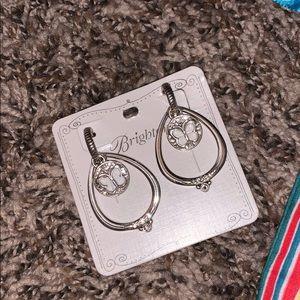 Brighton Reversible Butterfly Earrings